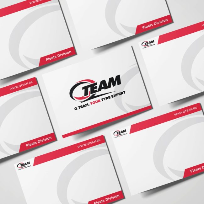 Q-Team - Compliment Cards